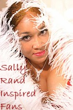 Vintage Inspired Sally Rand Fans