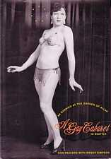 An Evening at The Garden of Allah A Gay Cabaret in Seattle by Don Paulson 1996