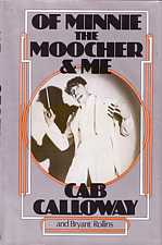 Of Minnie the Moocher and Me by Cab Calloway and Bryant Rollins 1976