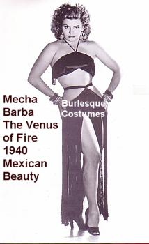 Mecha Barba Venus of Fire
