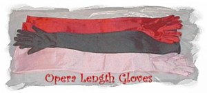 Opera Length Opera Gloves