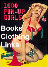 Pin-up girl clothing, vintage books, pin-up links