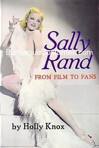 Sally Rand From Film to Fans