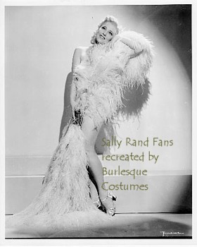 Sally Rand Fans