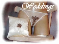 custom made wedding fashions and gifts